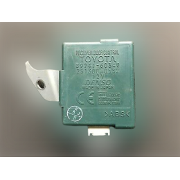 Блок управления дверьми 89741-60340 Toyota Land Cruiser Prado 120