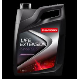 Трансмиссионное масло CH LIFE EXTENSION 75W90 GL 5 5 литров