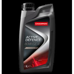 Трансмиссионное масло CH ACTIVE DEFENCE 80W90 GL 4 1 литр