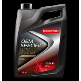 Полусинтетическое моторное масло для грузовых машин и спецтехники CH OEM SPECIFIC 10W40 ULTRA MS 20 L